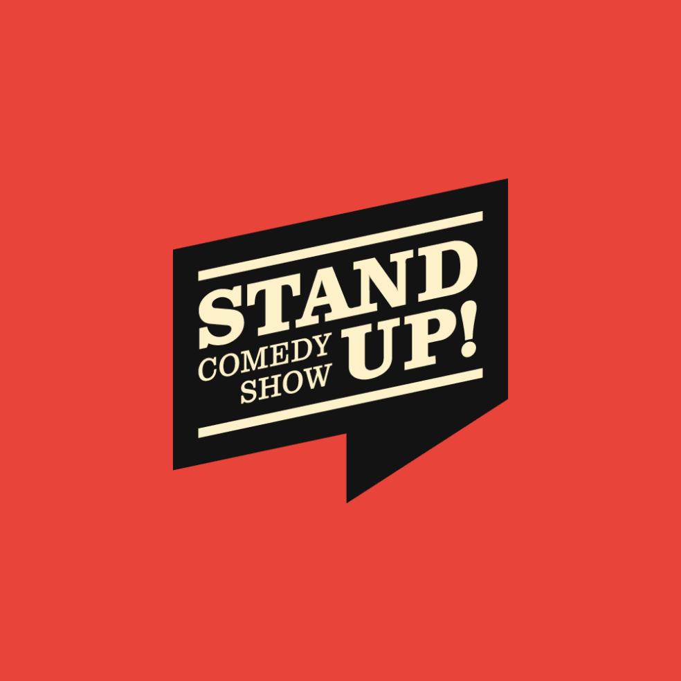 Logo Stand UP! - Comedy Show