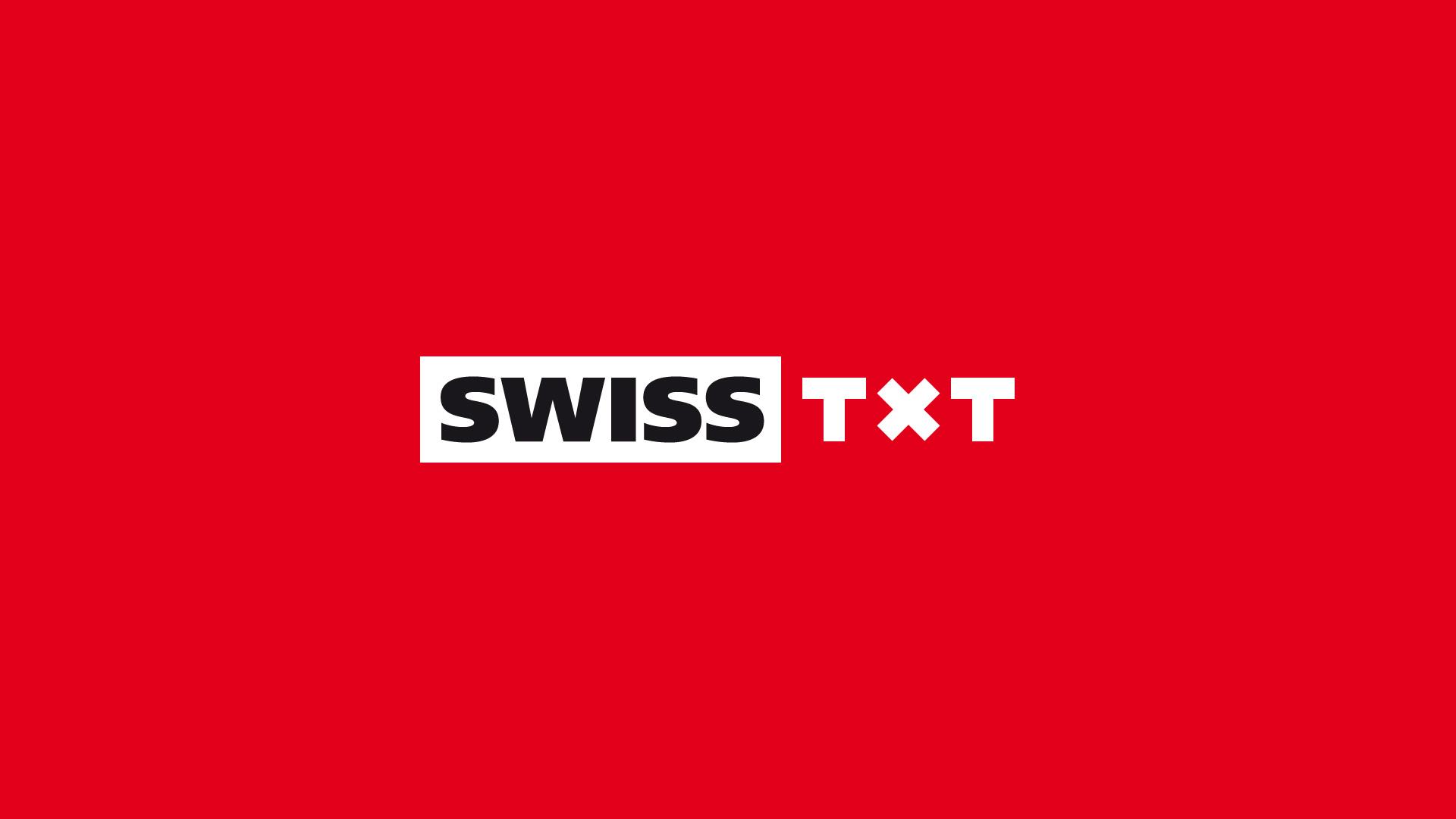 Swiss TXT Logo